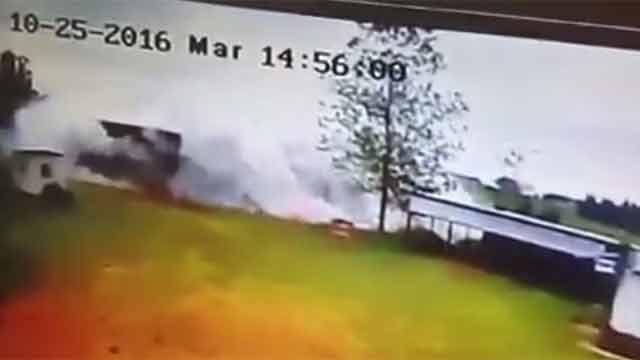 Tras tragedia, Intendencia cerró tres depósitos de pirotecnia en Toledo