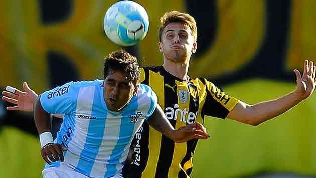 Peñarol perdió 1-2 con Cerro en la previa del clásico