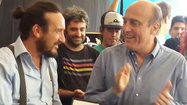 Integrantes de La Vela Puerca son ciudadanos ilustres de Montevideo
