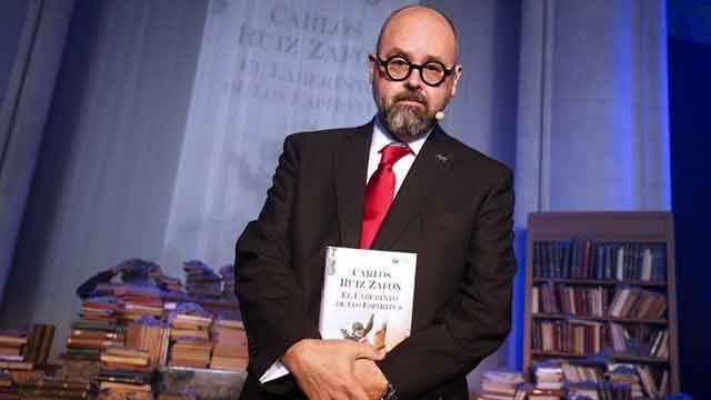 Ruiz Zafón culmina la tetralogía de novelas de La sombra del viento