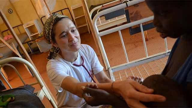Médicos Sin Fronteras busca en Uruguay profesionales que colaboren