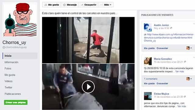 """Ministerio del Interior denunció penalmente a """"Chorros uy"""" por generar temor"""