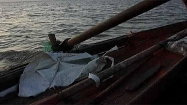 Dos pescadores desaparecidos; el barco fue hallado sumergido