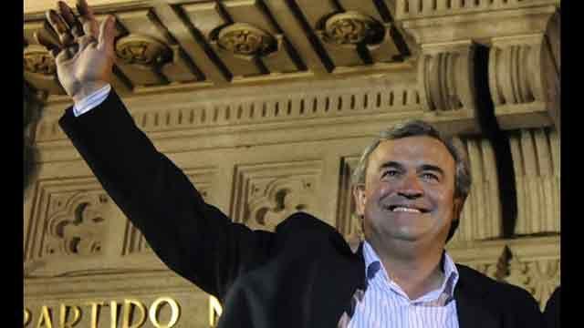 Jorge Larrañaga se propone ser precandidato en las internas de 2019