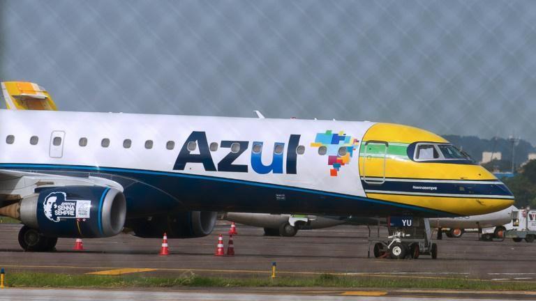 Reflota la oferta de la aerolínea brasileña Azul para comprar Alas Uruguay