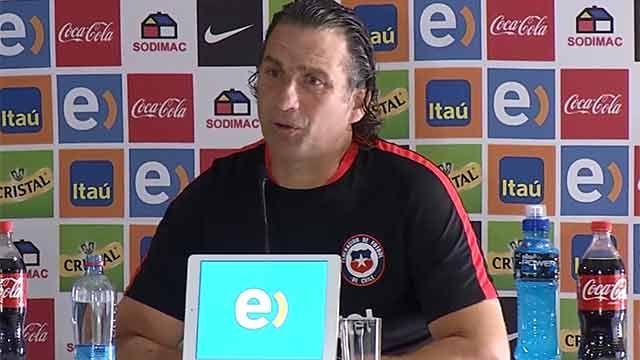 """""""Chile no acostumbra a hacer marcas personales"""", dijo el DT de La Roja"""