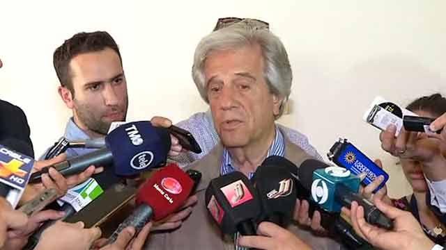 Vázquez: los clubes deben colaborar en seguridad en el fútbol