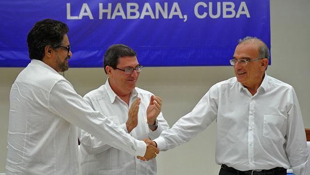 Las FARC y el gobierno de Colombia lograron un nuevo acuerdo de paz