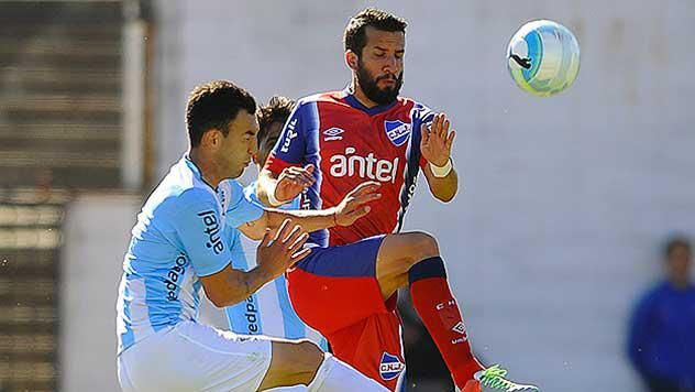 Nacional dejó dos puntos en el Tróccoli tras empatar 0-0 con Cerro