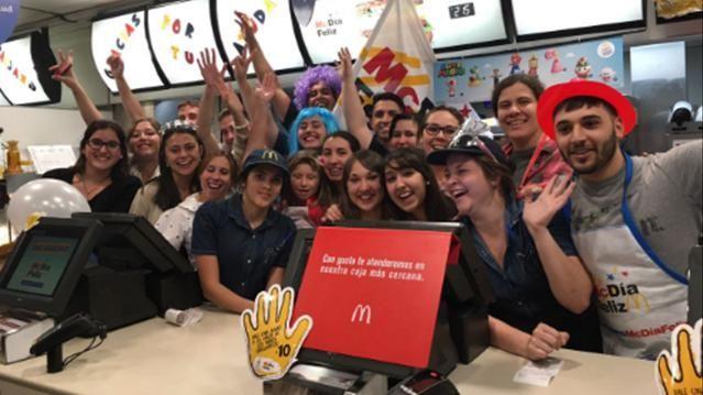 Mc Día feliz: se vendieron más de 93 mil Big mac y se recaudó cifra récord