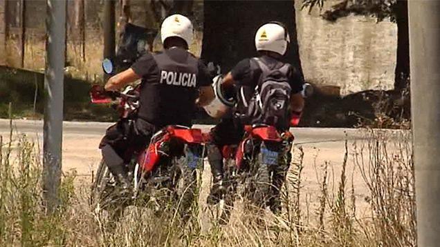 Policía abatió a un delincuente que le intentó robar la moto