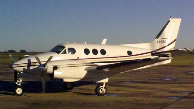 Accidente de avión en Laguna del Sauce fue por falla humana