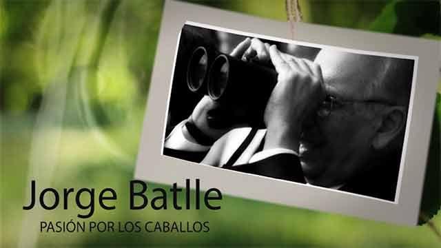 Jorge Batlle: pasión por los caballos, el homenaje de HRU al expresidente