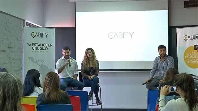 Cabify proyecta expandirse a Canelones, Maldonado y el litoral
