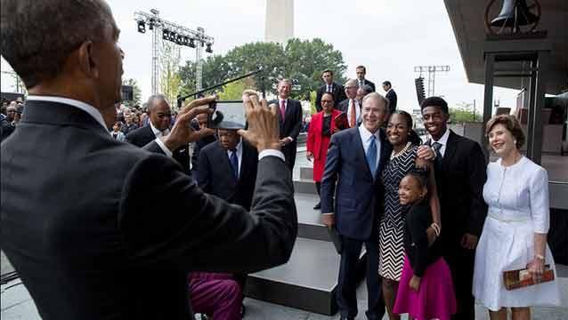 El fotógrafo de Obama selecciona sus mejores imágenes
