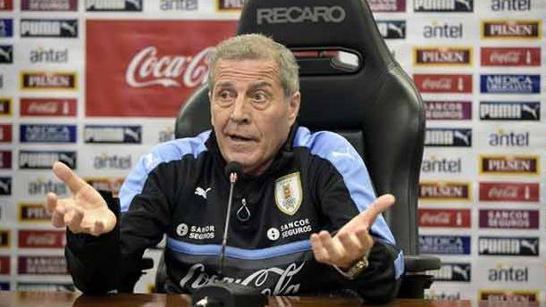 Tabárez: No conozco eliminatorias de jugar bien, son para ganar puntos