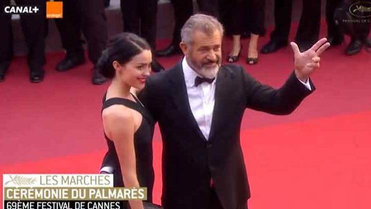 Vuelve Mel Gibson después de 10 años de exilio moral