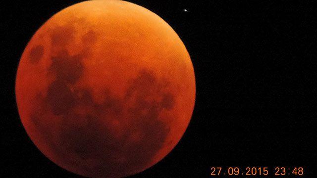 El lunes habrá superluna y se verá un espectáculo inédito en casi 70 años