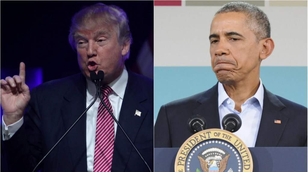 Obama debió bajar banderas e invitar a Trump el jueves a la Casa Blanca