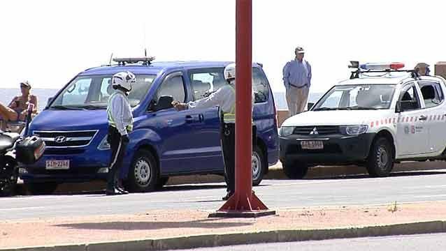 Ley de Faltas: el 91% de los casos fue por infracciones de tránsito