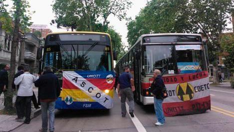 Cooperativas de ómnibus deciden aplazar el paro para este jueves
