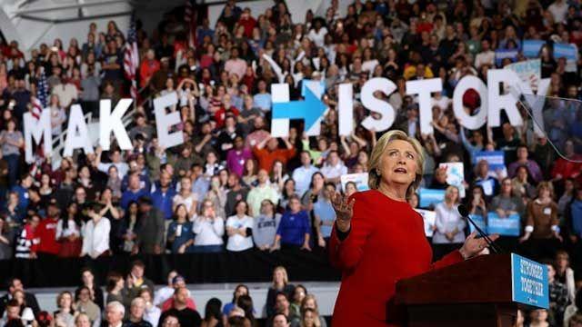 Estados Unidos decide entre dos mundos: Hillary Clinton o Donald Trump