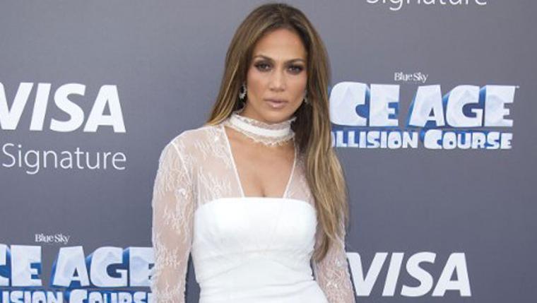 Destape de Jennifer Lopez causó furor en Instagram