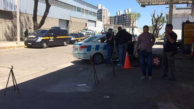 Atraco y tiroteo en la Unión: robaron una remesa de $ 1.100.000; dos heridos