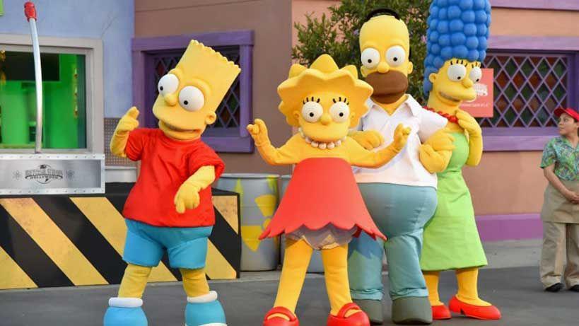 Los Simpson renuevan con Fox por dos temporadas más, todo un récord