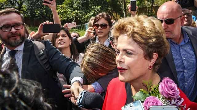 Dilma Rousseff: la democracia corre serio riesgo en nuestra región