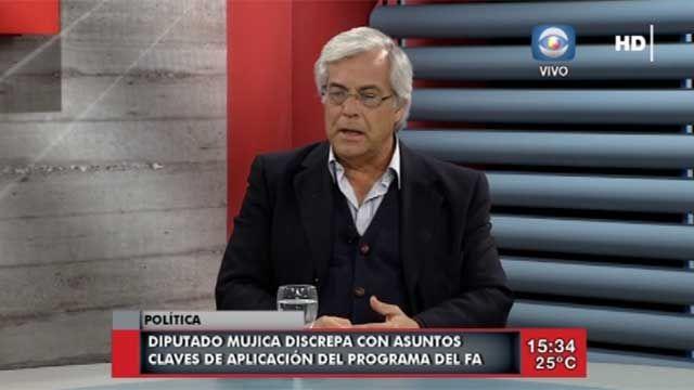 """Gonzalo Mujica: """"me están pidiendo la banca para que me calle la boca"""""""