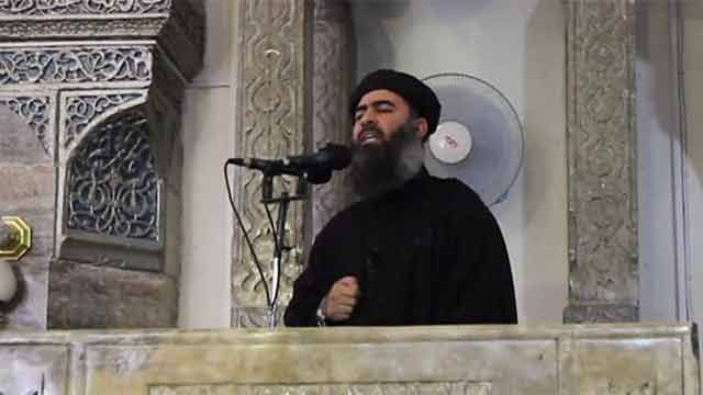 Irak combate a yihadistas en Mosul y el líder del EI llama a resistir