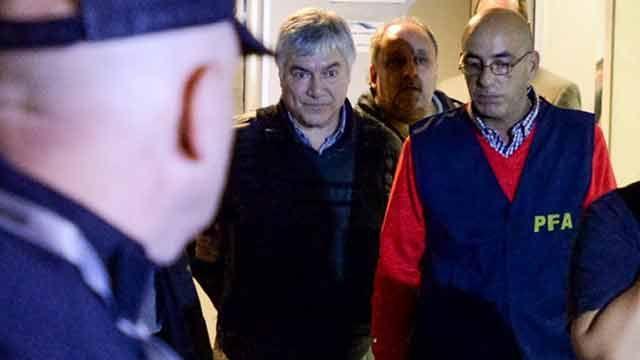 Lázaro Báez volvió al juzgado y no se refirió al vínculo comercial con CFK