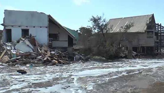 Rocha no indemnizará a dueños de ranchos destruidos por el temporal