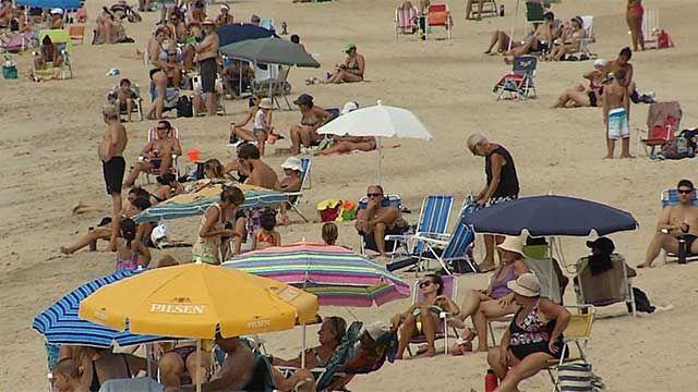 Pronostican verano con temperaturas por encima del promedio y pocas lluvias