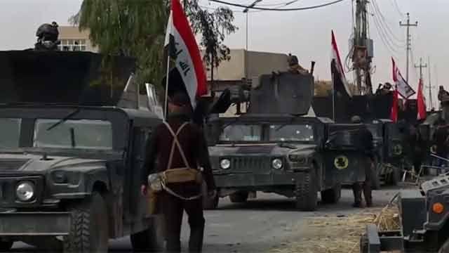 Las tropas iraquíes entran en Mosul y comienza dura batalla contra EI