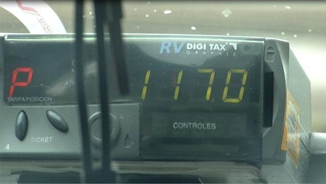 No corre más el cero ficha para pasajeros de taxi entre 12 y las 18 horas