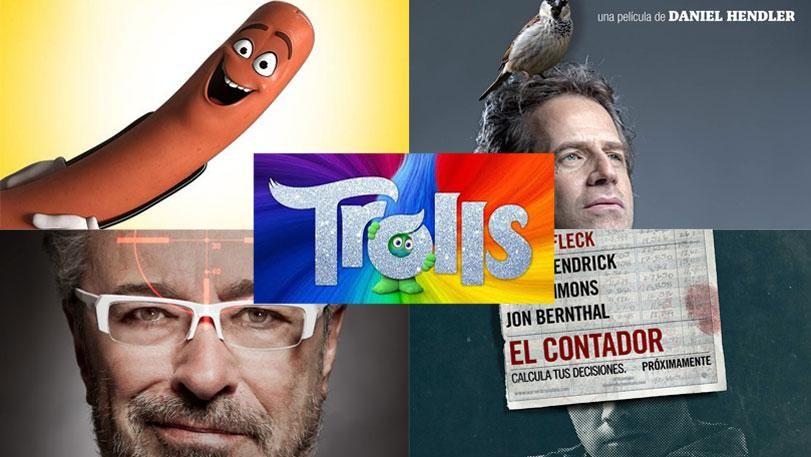 Mirá los estrenos de cine para este fin de semana