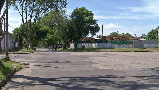 Un feriante con antecedentes penales recibió cuatro balazos en Colón