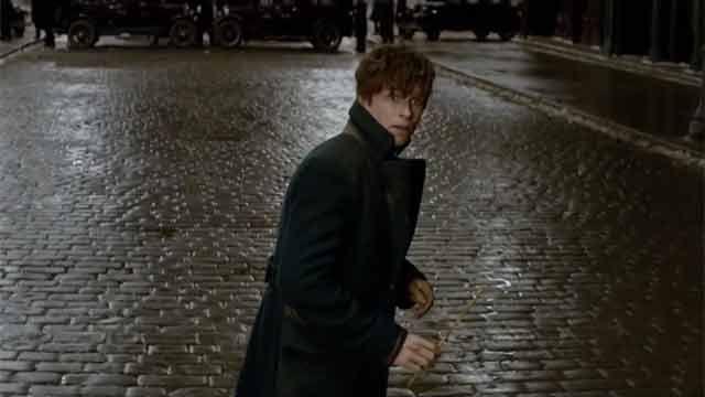 """J.K. Rowling estrena """"Animales fantásticos y dónde encontrarlos"""""""