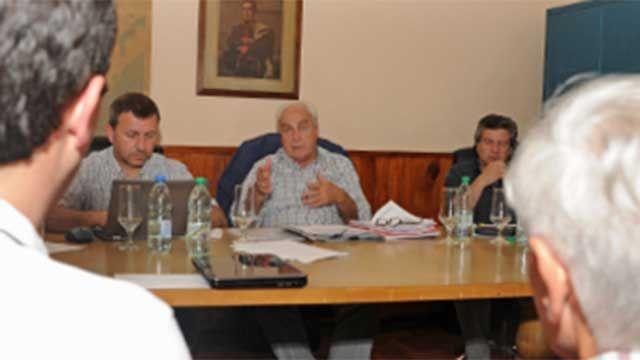 Consejo de Ministros en Ecilda Paullier desde la hora 9