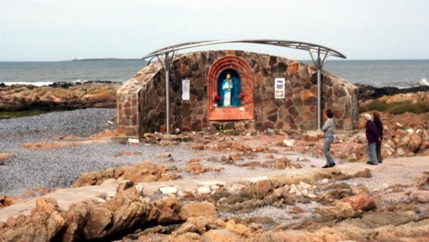 Virgen de El Emir se perdió por la tormenta pero reapareció
