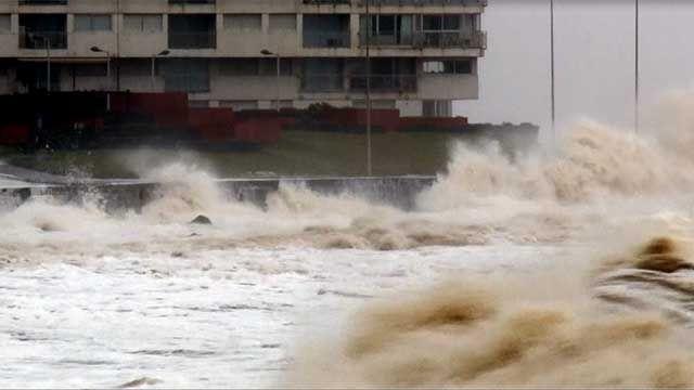 El temporal dejó sin luz a cerca de 40.000 clientes en el sur del país