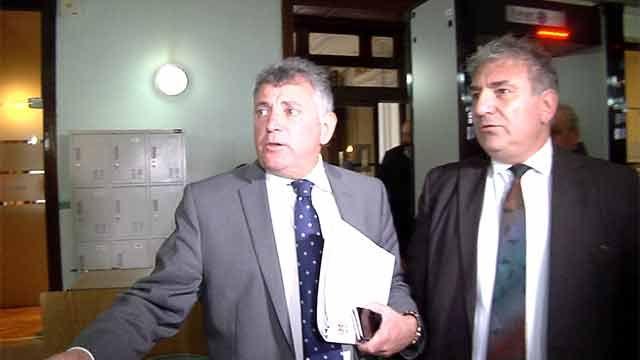 Intergremial y AUF pidieron al ministerio que vuelva la policía al fútbol