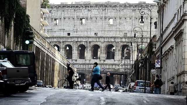 Dos fuertes sismos sacudieron el centro de Italia sin causar víctimas