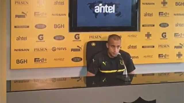 Objetivo es estar entre los primeros cinco del torneo, dijo DT de Peñarol