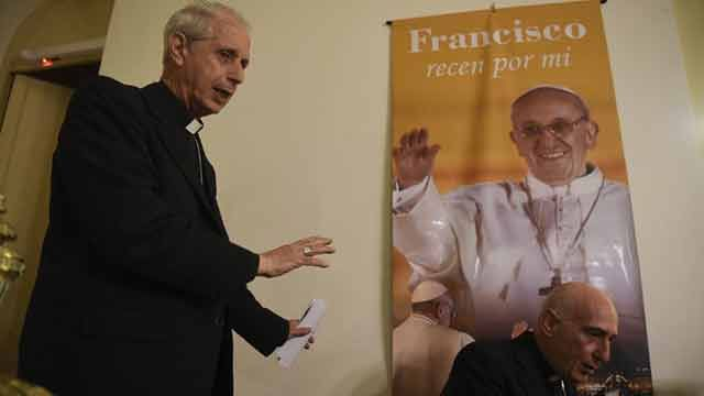 Iglesia argentina abre sus archivos a familiares de desaparecidos