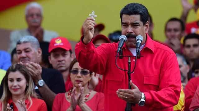 Parlamento venezolano aprueba juicio político contra Maduro
