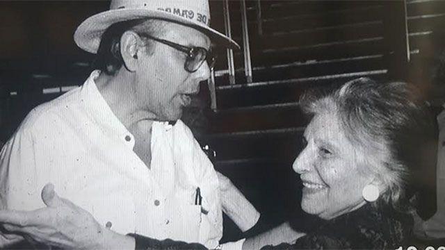 Jorge Batlle (1927-2016), el político que llegó a Estación Carnelli