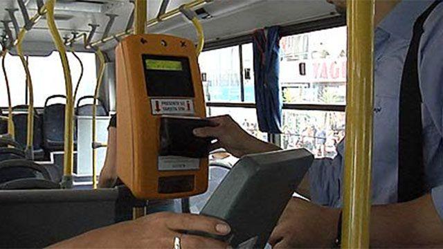 El boleto saldrá dos pesos más barato para quienes usen la tarjeta STM